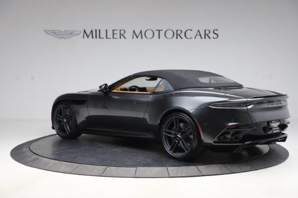 New 2021 Aston Martin DBS Superleggera Volante Convertible for sale $402,786 at Alfa Romeo of Greenwich in Greenwich CT 06830 27