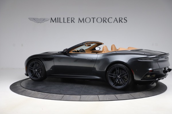 New 2021 Aston Martin DBS Superleggera Volante Convertible for sale $402,786 at Alfa Romeo of Greenwich in Greenwich CT 06830 3