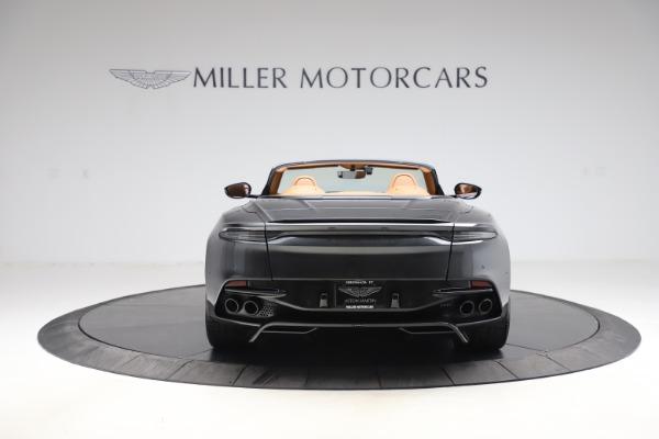 New 2021 Aston Martin DBS Superleggera Volante Convertible for sale $402,786 at Alfa Romeo of Greenwich in Greenwich CT 06830 5