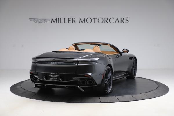 New 2021 Aston Martin DBS Superleggera Volante Convertible for sale $402,786 at Alfa Romeo of Greenwich in Greenwich CT 06830 6