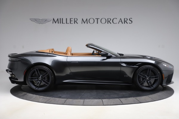 New 2021 Aston Martin DBS Superleggera Volante Convertible for sale $402,786 at Alfa Romeo of Greenwich in Greenwich CT 06830 8