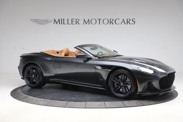 New 2021 Aston Martin DBS Superleggera Volante Convertible for sale $402,786 at Alfa Romeo of Greenwich in Greenwich CT 06830 9