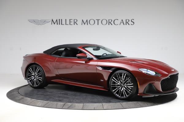 New 2021 Aston Martin DBS Superleggera Volante for sale $362,486 at Alfa Romeo of Greenwich in Greenwich CT 06830 13