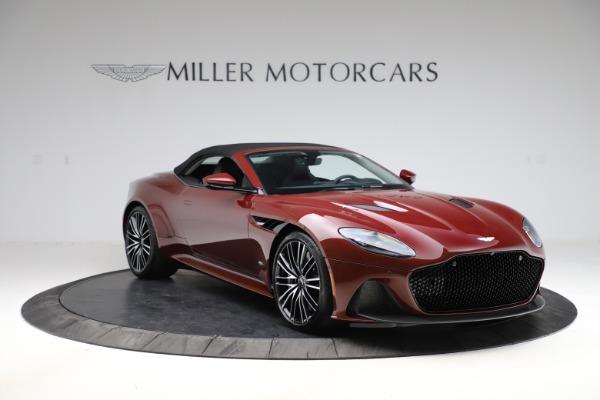 New 2021 Aston Martin DBS Superleggera Volante for sale $362,486 at Alfa Romeo of Greenwich in Greenwich CT 06830 14