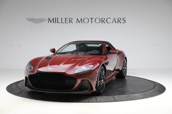 New 2021 Aston Martin DBS Superleggera Volante for sale $362,486 at Alfa Romeo of Greenwich in Greenwich CT 06830 16