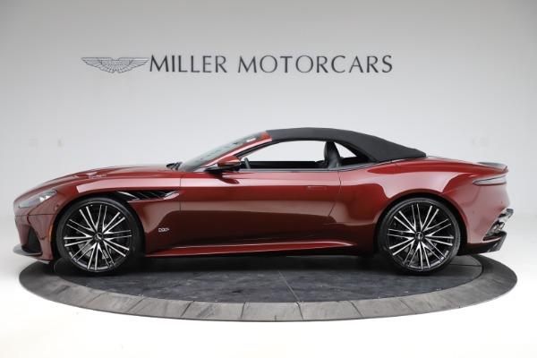New 2021 Aston Martin DBS Superleggera Volante for sale $362,486 at Alfa Romeo of Greenwich in Greenwich CT 06830 17