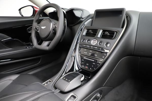 New 2021 Aston Martin DBS Superleggera Volante for sale $362,486 at Alfa Romeo of Greenwich in Greenwich CT 06830 22