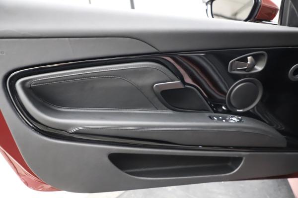 New 2021 Aston Martin DBS Superleggera Volante for sale $362,486 at Alfa Romeo of Greenwich in Greenwich CT 06830 23