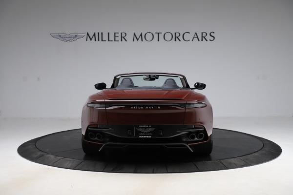 New 2021 Aston Martin DBS Superleggera Volante for sale $362,486 at Alfa Romeo of Greenwich in Greenwich CT 06830 5