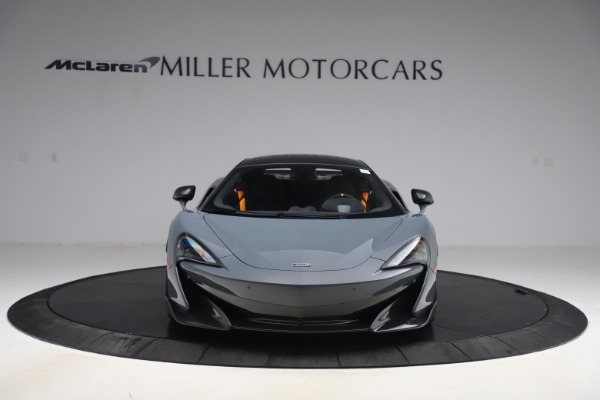 Used 2019 McLaren 600LT Coupe for sale $229,900 at Alfa Romeo of Greenwich in Greenwich CT 06830 10