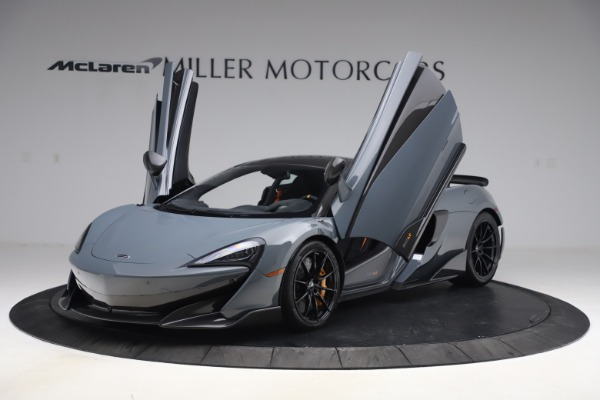Used 2019 McLaren 600LT Coupe for sale $229,900 at Alfa Romeo of Greenwich in Greenwich CT 06830 12