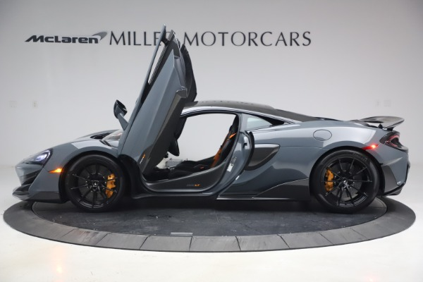 Used 2019 McLaren 600LT Coupe for sale $229,900 at Alfa Romeo of Greenwich in Greenwich CT 06830 13