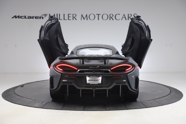 Used 2019 McLaren 600LT Coupe for sale $229,900 at Alfa Romeo of Greenwich in Greenwich CT 06830 15
