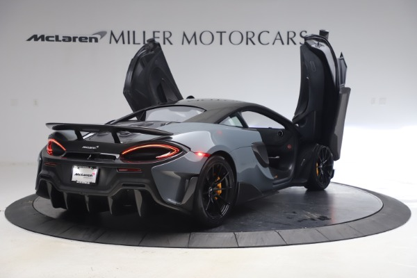 Used 2019 McLaren 600LT Coupe for sale $229,900 at Alfa Romeo of Greenwich in Greenwich CT 06830 16