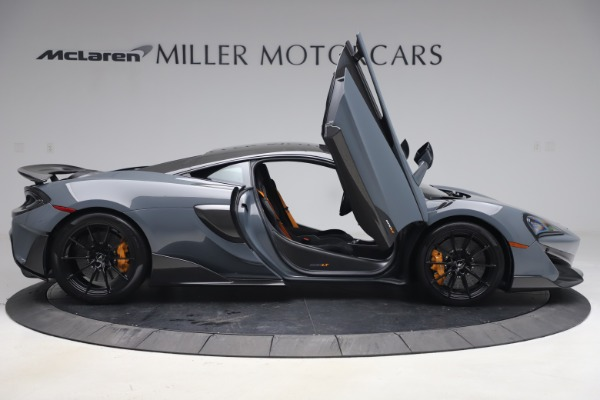 Used 2019 McLaren 600LT Coupe for sale $229,900 at Alfa Romeo of Greenwich in Greenwich CT 06830 17