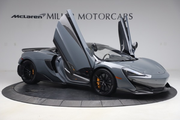 Used 2019 McLaren 600LT Coupe for sale $229,900 at Alfa Romeo of Greenwich in Greenwich CT 06830 18