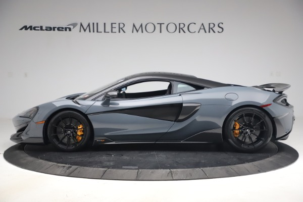 Used 2019 McLaren 600LT Coupe for sale $229,900 at Alfa Romeo of Greenwich in Greenwich CT 06830 2