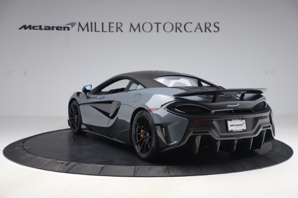 Used 2019 McLaren 600LT Coupe for sale $229,900 at Alfa Romeo of Greenwich in Greenwich CT 06830 4
