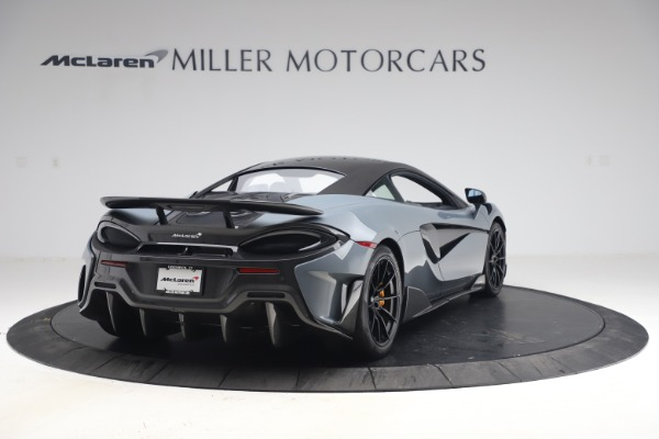 Used 2019 McLaren 600LT Coupe for sale $229,900 at Alfa Romeo of Greenwich in Greenwich CT 06830 6