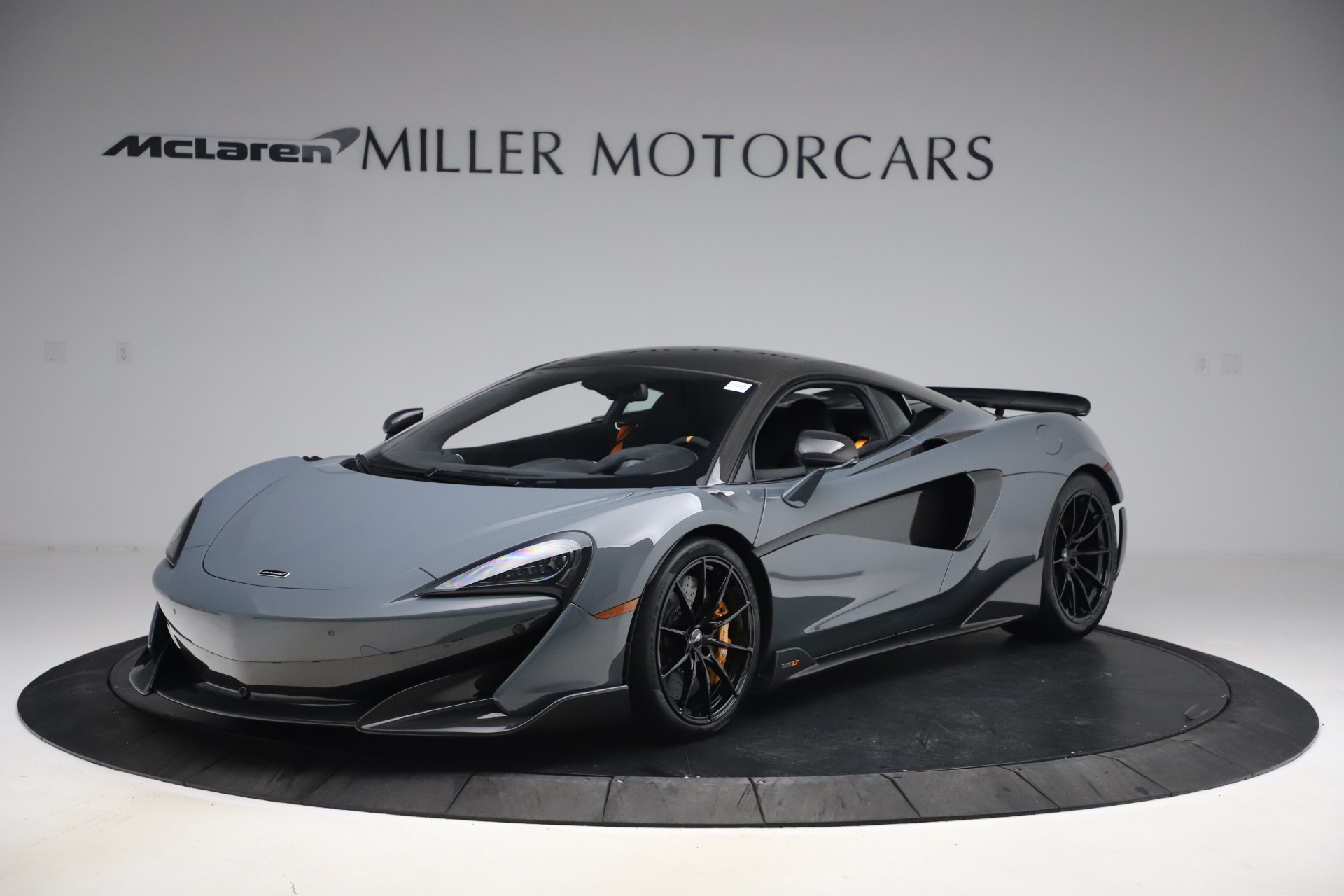 Used 2019 McLaren 600LT Coupe for sale $229,900 at Alfa Romeo of Greenwich in Greenwich CT 06830 1