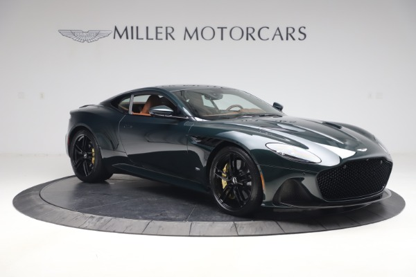 Used 2020 Aston Martin DBS Superleggera for sale $295,900 at Alfa Romeo of Greenwich in Greenwich CT 06830 10
