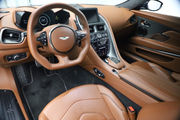 Used 2020 Aston Martin DBS Superleggera for sale $295,900 at Alfa Romeo of Greenwich in Greenwich CT 06830 14