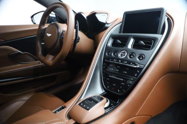 Used 2020 Aston Martin DBS Superleggera for sale $295,900 at Alfa Romeo of Greenwich in Greenwich CT 06830 17