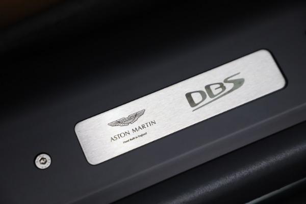 Used 2020 Aston Martin DBS Superleggera for sale $295,900 at Alfa Romeo of Greenwich in Greenwich CT 06830 21