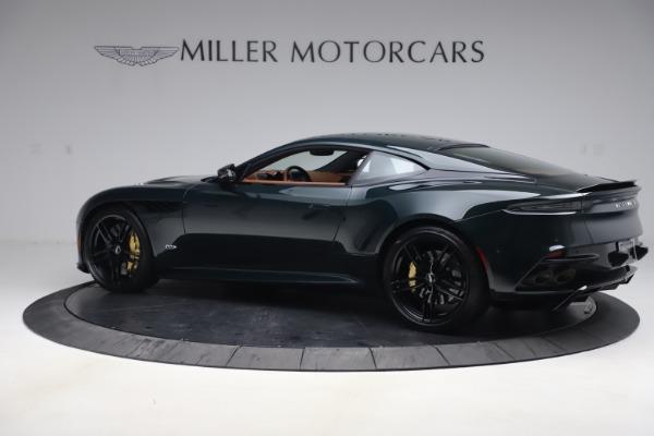 Used 2020 Aston Martin DBS Superleggera for sale $295,900 at Alfa Romeo of Greenwich in Greenwich CT 06830 3