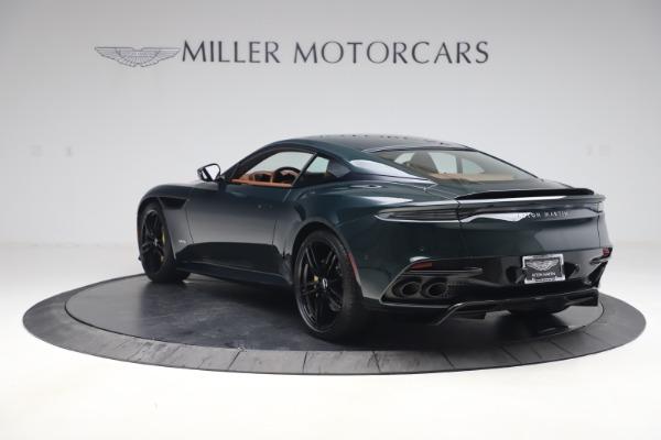 Used 2020 Aston Martin DBS Superleggera for sale $295,900 at Alfa Romeo of Greenwich in Greenwich CT 06830 4