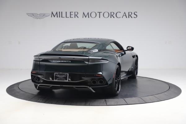 Used 2020 Aston Martin DBS Superleggera for sale $295,900 at Alfa Romeo of Greenwich in Greenwich CT 06830 6
