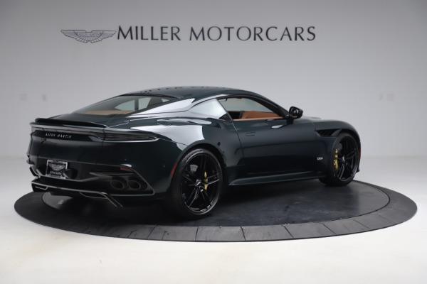 Used 2020 Aston Martin DBS Superleggera for sale $295,900 at Alfa Romeo of Greenwich in Greenwich CT 06830 7