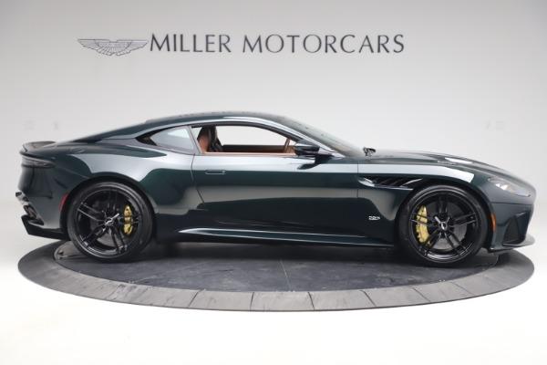 Used 2020 Aston Martin DBS Superleggera for sale $295,900 at Alfa Romeo of Greenwich in Greenwich CT 06830 8