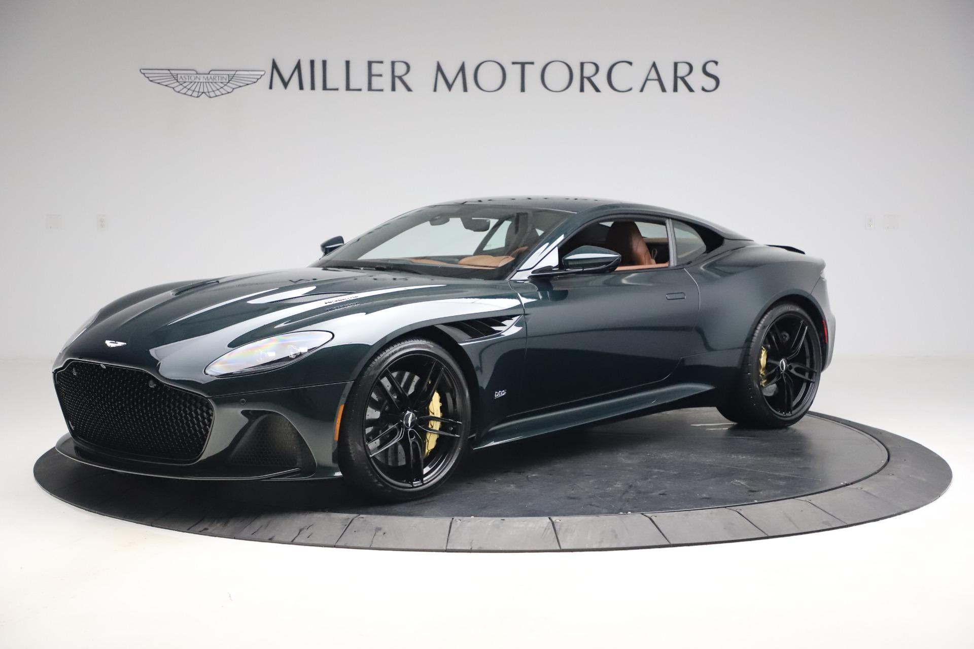 Used 2020 Aston Martin DBS Superleggera for sale $295,900 at Alfa Romeo of Greenwich in Greenwich CT 06830 1