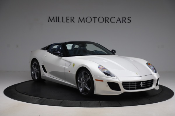 Used 2011 Ferrari 599 SA Aperta for sale $1,379,000 at Alfa Romeo of Greenwich in Greenwich CT 06830 11