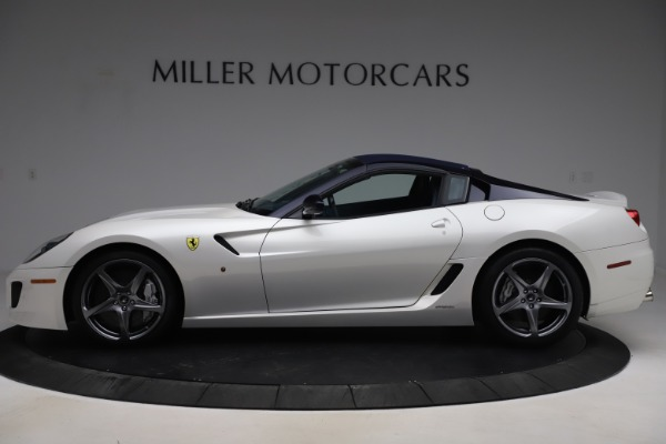 Used 2011 Ferrari 599 SA Aperta for sale $1,379,000 at Alfa Romeo of Greenwich in Greenwich CT 06830 12