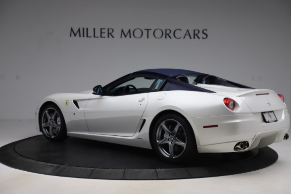 Used 2011 Ferrari 599 SA Aperta for sale $1,379,000 at Alfa Romeo of Greenwich in Greenwich CT 06830 13