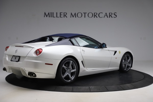 Used 2011 Ferrari 599 SA Aperta for sale $1,379,000 at Alfa Romeo of Greenwich in Greenwich CT 06830 14