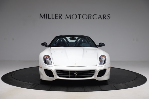 Used 2011 Ferrari 599 SA Aperta for sale $1,379,000 at Alfa Romeo of Greenwich in Greenwich CT 06830 16