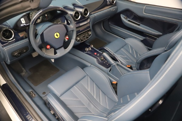Used 2011 Ferrari 599 SA Aperta for sale $1,379,000 at Alfa Romeo of Greenwich in Greenwich CT 06830 18