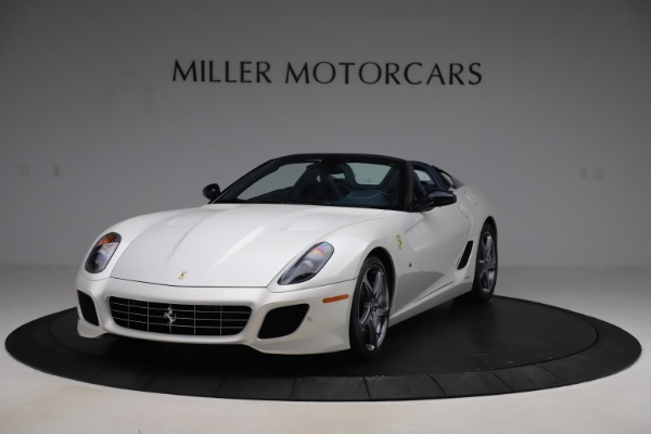 Used 2011 Ferrari 599 SA Aperta for sale $1,379,000 at Alfa Romeo of Greenwich in Greenwich CT 06830 2