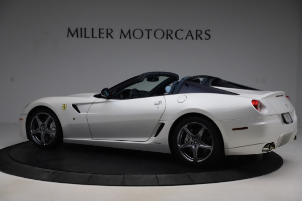 Used 2011 Ferrari 599 SA Aperta for sale $1,379,000 at Alfa Romeo of Greenwich in Greenwich CT 06830 4
