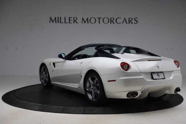 Used 2011 Ferrari 599 SA Aperta for sale $1,379,000 at Alfa Romeo of Greenwich in Greenwich CT 06830 5