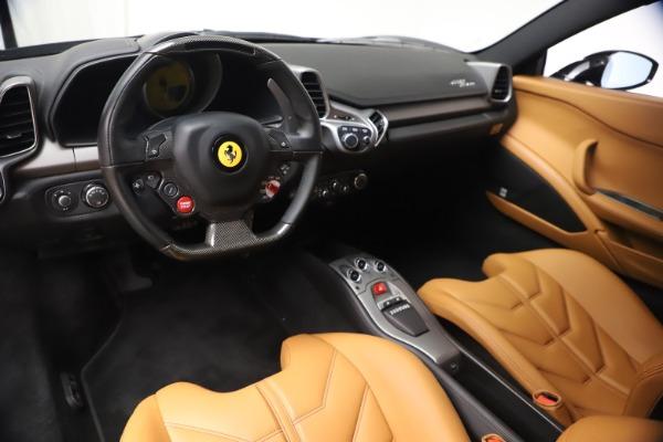 Used 2012 Ferrari 458 Italia for sale Sold at Alfa Romeo of Greenwich in Greenwich CT 06830 13