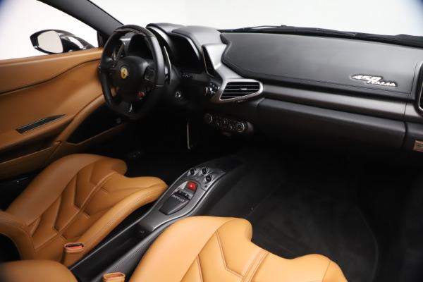 Used 2012 Ferrari 458 Italia for sale Sold at Alfa Romeo of Greenwich in Greenwich CT 06830 17