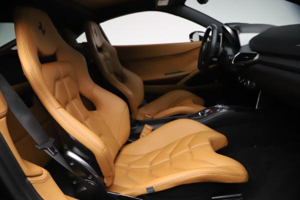Used 2012 Ferrari 458 Italia for sale Sold at Alfa Romeo of Greenwich in Greenwich CT 06830 18