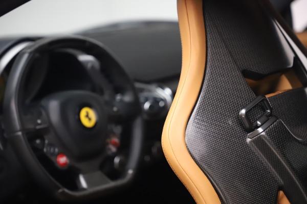 Used 2012 Ferrari 458 Italia for sale Sold at Alfa Romeo of Greenwich in Greenwich CT 06830 22