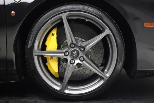 Used 2012 Ferrari 458 Italia for sale Sold at Alfa Romeo of Greenwich in Greenwich CT 06830 23