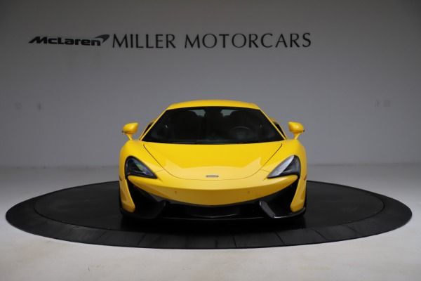 Used 2016 McLaren 570S Coupe for sale Call for price at Alfa Romeo of Greenwich in Greenwich CT 06830 10