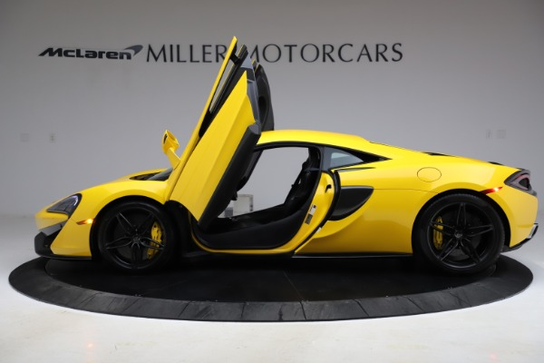 Used 2016 McLaren 570S Coupe for sale Call for price at Alfa Romeo of Greenwich in Greenwich CT 06830 13